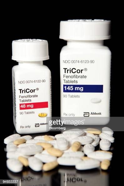 Tricor Medication