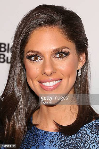 Abby Huntsman attends the Bloomberg Businessweek 85th Anniversary Celebration at the American Museum of Natural History on December 4 2014 in New...
