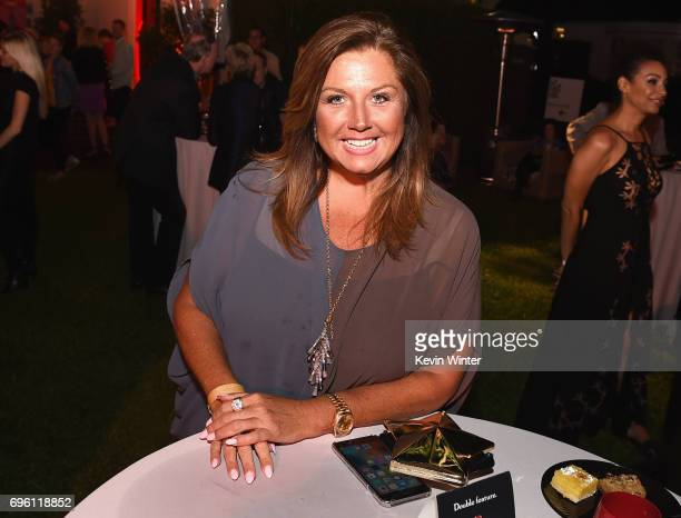 Abby Lee Miller attends the Opening Night Party during the 2017 Los Angeles Film Festival at Culver Studios on June 14 2017 in Culver City California