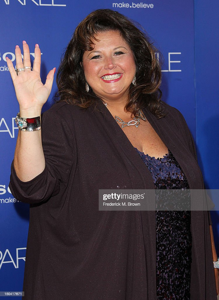 Abby Lee Miller attends the Premiere Of Tri-Star Pictures' 'Sparkle' at Grauman's Chinese Theatre on August 16, 2012 in Hollywood, California.