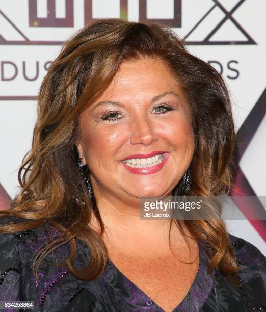 Abby Lee Miller attends the World of Dance Industry Awards on February 7 2017 in Los Angeles California