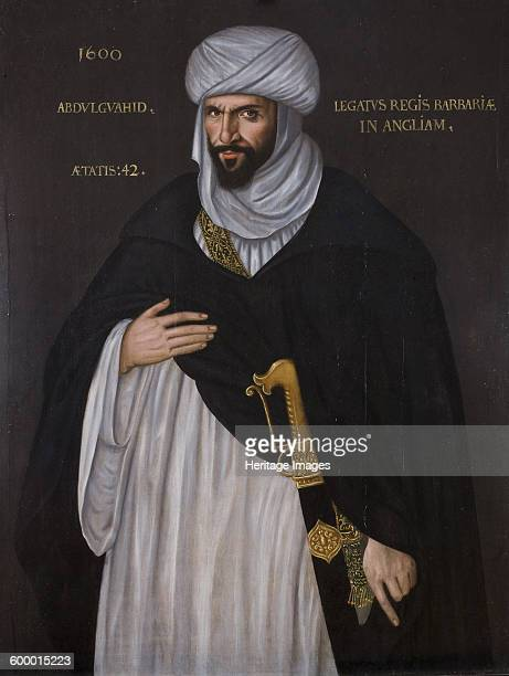 Abd elOuahed ben Messaoud ben Mohammed Anoun ca 1600 Found in the collection of University of Birmingham Artist Anonymous