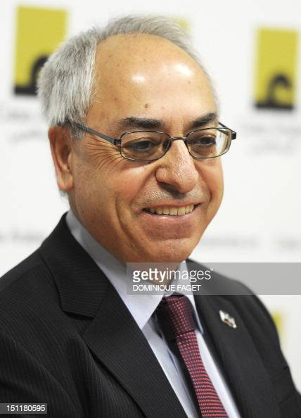 ... <b>Abdel Basset</b> Sayda head of the opposition Syrian National Council gives ... - abdel-basset-sayda-head-of-the-opposition-syrian-national-council-a-picture-id151180595?s=594x594