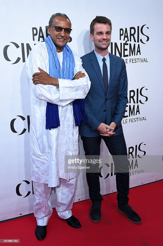 <a gi-track='captionPersonalityLinkClicked' href=/galleries/search?phrase=Abderrahmane+Sissako&family=editorial&specificpeople=618403 ng-click='$event.stopPropagation()'>Abderrahmane Sissako</a> and <a gi-track='captionPersonalityLinkClicked' href=/galleries/search?phrase=Bruno+Julliard&family=editorial&specificpeople=658518 ng-click='$event.stopPropagation()'>Bruno Julliard</a> attend the Festival Paris Cinema Opening Ceremony at Cinema Gaumont Capucine on July 3, 2014 in Paris, France.