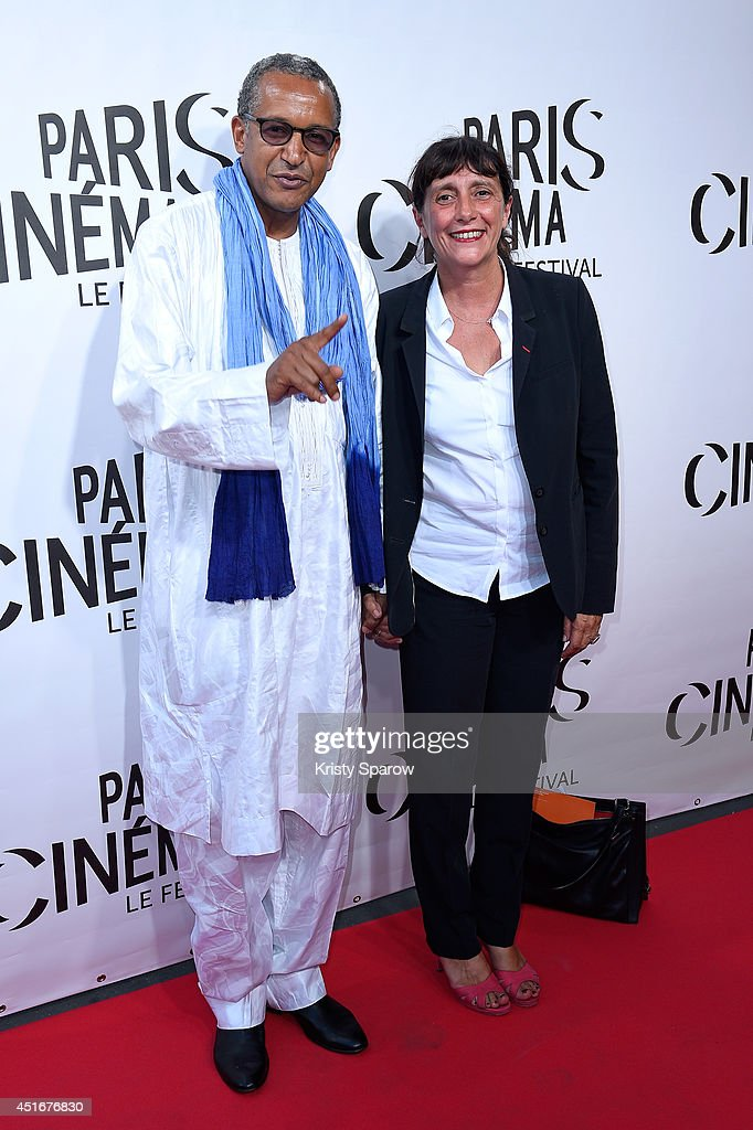 <a gi-track='captionPersonalityLinkClicked' href=/galleries/search?phrase=Abderrahmane+Sissako&family=editorial&specificpeople=618403 ng-click='$event.stopPropagation()'>Abderrahmane Sissako</a> and <a gi-track='captionPersonalityLinkClicked' href=/galleries/search?phrase=Sylvie+Pialat&family=editorial&specificpeople=3275992 ng-click='$event.stopPropagation()'>Sylvie Pialat</a> attend the Festival Paris Cinema Opening Ceremony at Cinema Gaumont Capucine on July 3, 2014 in Paris, France.