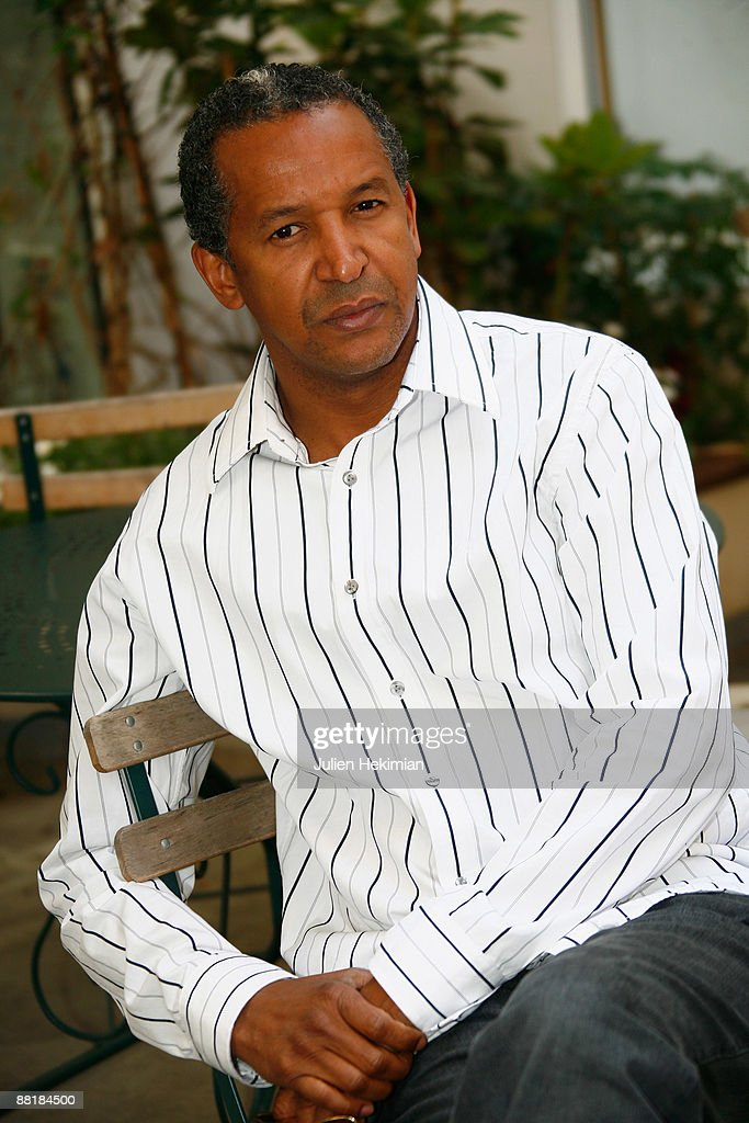 Abderrahmane Sissako attends the 2nd Pan-African cultural festival of Alge on June 3, 2009 in Paris, France.