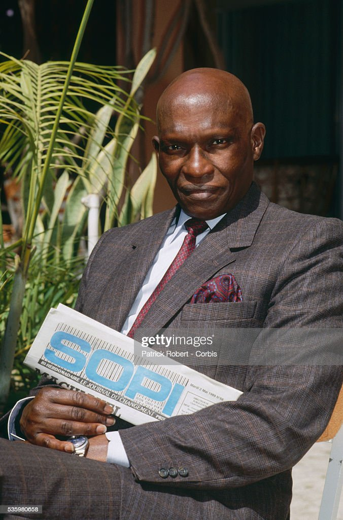 Abdoulaye Wade is the leader of the opposition party known as the Senegalese Democratic Party. He was later elected President of Senegal in April 2000.