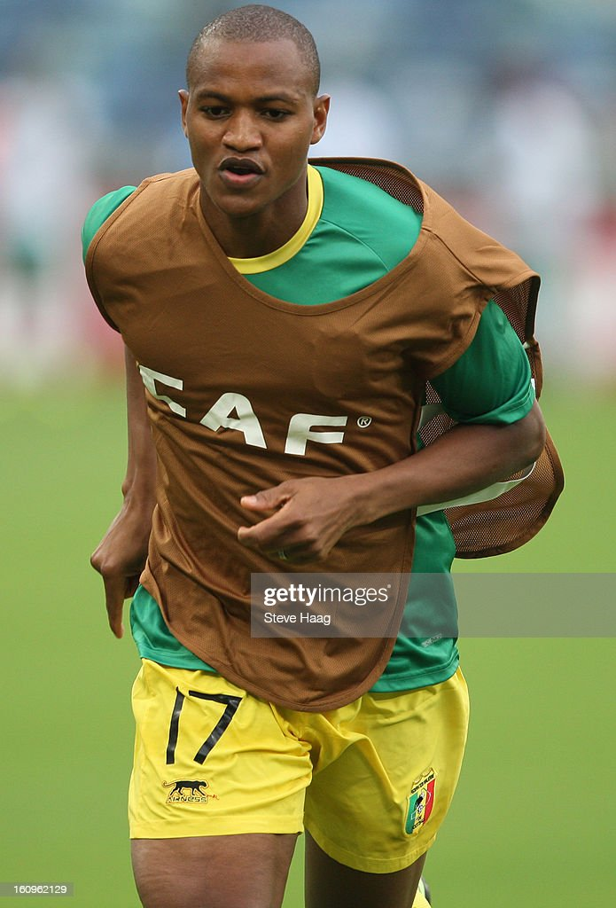 Abdrahamane Traore of Mali during the 2013 African Cup of Nations Semi-Final match between Mali and Nigeria at Moses Mahbida Stadium on February 06, 2013 in Durban, South Africa.