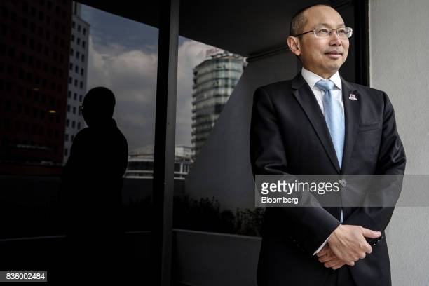 Abdul Wahid Omar chairman of Permodalan National Bhd poses for a photograph in Kuala Lumpur Malaysia on Thursday Aug 17 2017 Malaysia's largest...