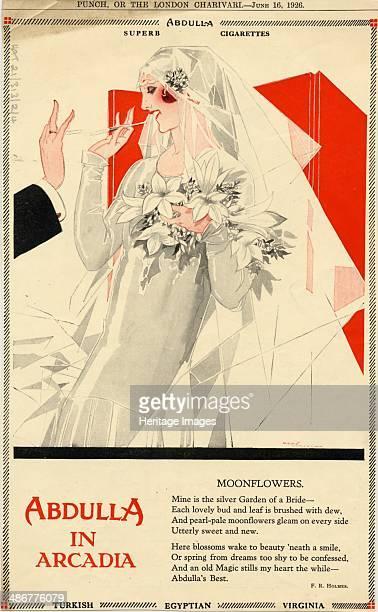 Abdulla Cigarettes 1926