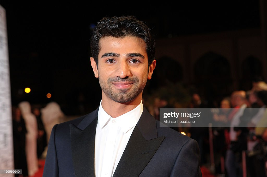 Abdullah Al Kaabi attends the opening night ceremony and gala screening of 'The Reluctant Fundamentalist' during the 2012 Doha Tribeca Film Festival at Al Mirqab Hotel on November 17, 2012 in Doha, Qatar.