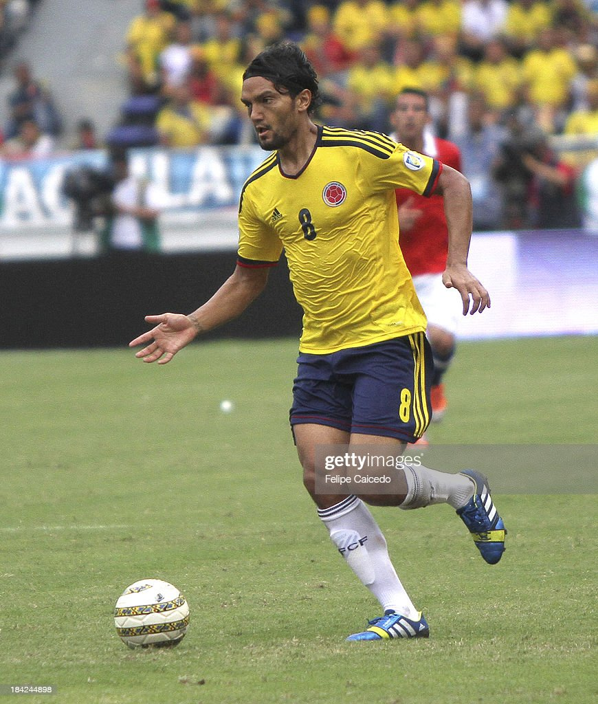 Colombia v Chile - South American Qualifiers