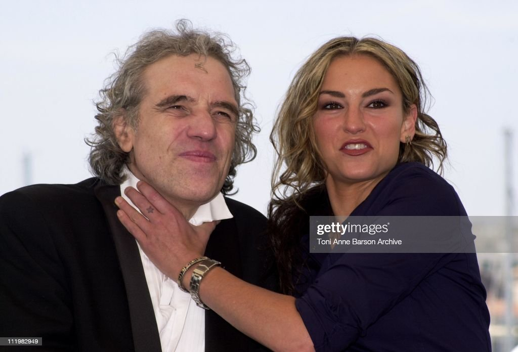 <a gi-track='captionPersonalityLinkClicked' href=/galleries/search?phrase=Abel+Ferrara&family=editorial&specificpeople=586297 ng-click='$event.stopPropagation()'>Abel Ferrara</a> and <a gi-track='captionPersonalityLinkClicked' href=/galleries/search?phrase=Drea+de+Matteo&family=editorial&specificpeople=204714 ng-click='$event.stopPropagation()'>Drea de Matteo</a> during Cannes 2001 - R Xmas Photo Call With <a gi-track='captionPersonalityLinkClicked' href=/galleries/search?phrase=Abel+Ferrara&family=editorial&specificpeople=586297 ng-click='$event.stopPropagation()'>Abel Ferrara</a> at Palais des Festivals in Cannes, France.