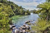 Abel Tasman natural park, South island, New Zealand