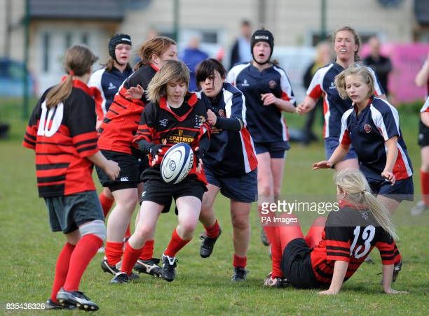 aberdeen and lismore clash in the plate finals at lasswade edinburghpic michael boyd