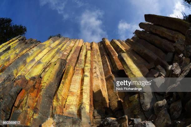 Aberdeen Columns, Okanagan highlands, British Columbia, Canada