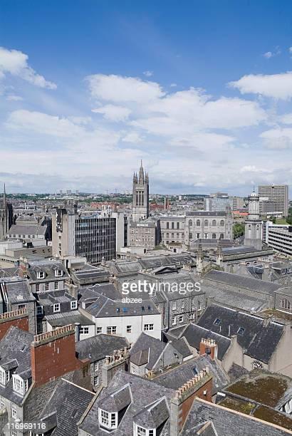 Aberdeen rooftops