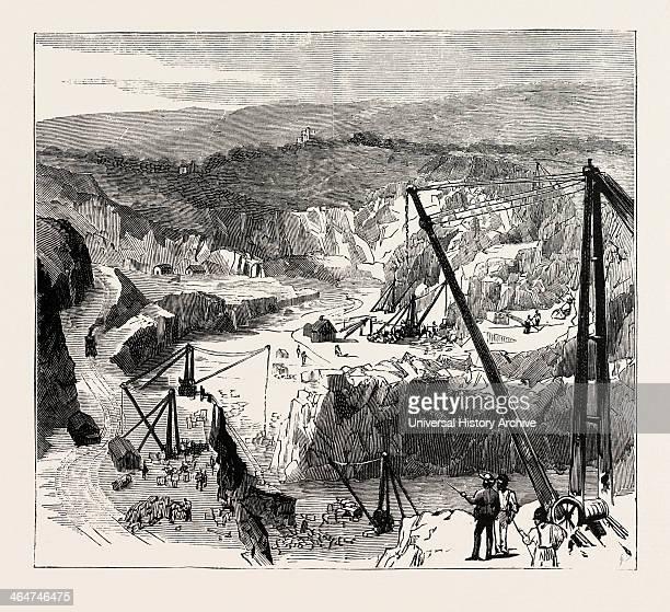 Aberdeen Rubislaw Granite Quarries