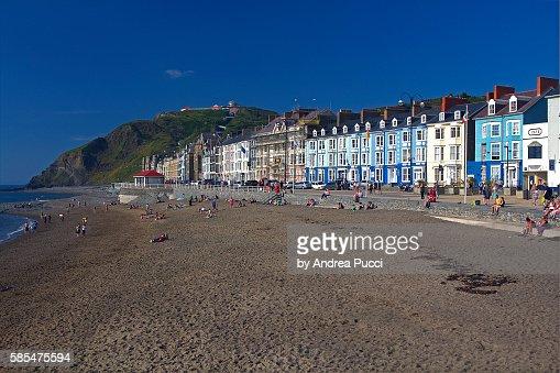 Aberystwyth, Ceredigion, Wales, United Kingdom