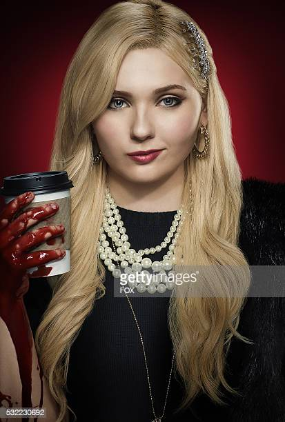 Abigail Breslin in SCREAM QUEENS which debuts with a special twohour series premiere event on Tuesday Sept 22 on FOX