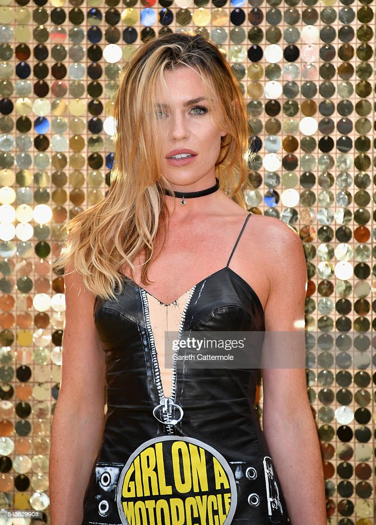 <a gi-track='captionPersonalityLinkClicked' href=/galleries/search?phrase=Abigail+Clancy&family=editorial&specificpeople=747293 ng-click='$event.stopPropagation()'>Abigail Clancy</a> attends the 'Absolutely Fabulous: The Movie' World Premiere at the Odeon Leicester Square on June 29, 2016 in London, England.