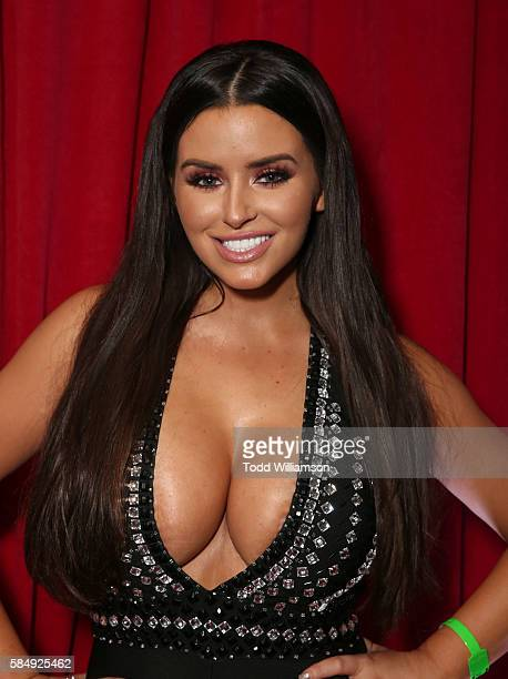 Abigail Ratchford attends the Maxim Hot 100 Party at Hollywood Palladium on July 30 2016 in Los Angeles California