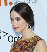 Abigail Spencer arrives at the premiere of This Is Where I Leave You during the 2014 Toronto International Film Festival Day 4 on September 7 2014 in...