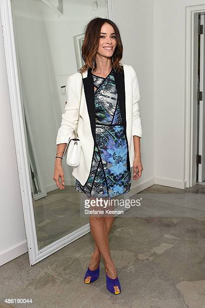 Abigail Spencer attends The A List 15th Anniversary Party on September 1 2015 in Beverly Hills California