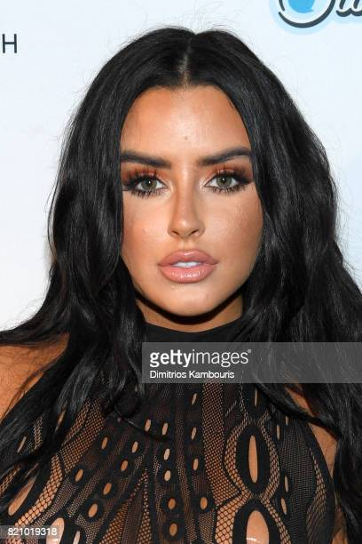 Abigal Ratchford attends the SWIMMIAMI Sports Illustrated Swimsuit 2018 Collection at WET Deck at W South Beach on July 22 2017 in Miami Beach Florida