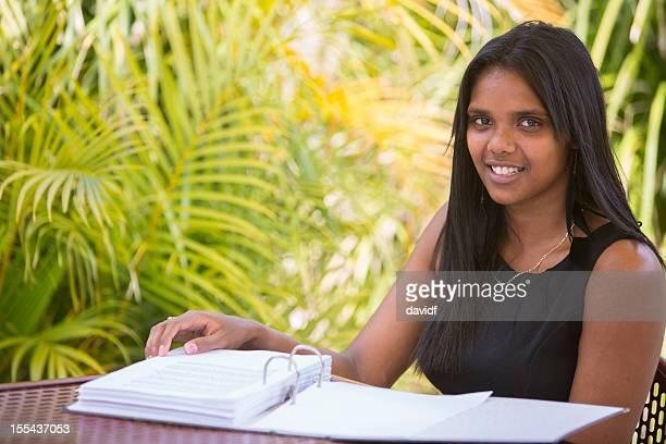 Aboriginal Student Reading