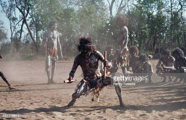 Aborigine Initiation Dance