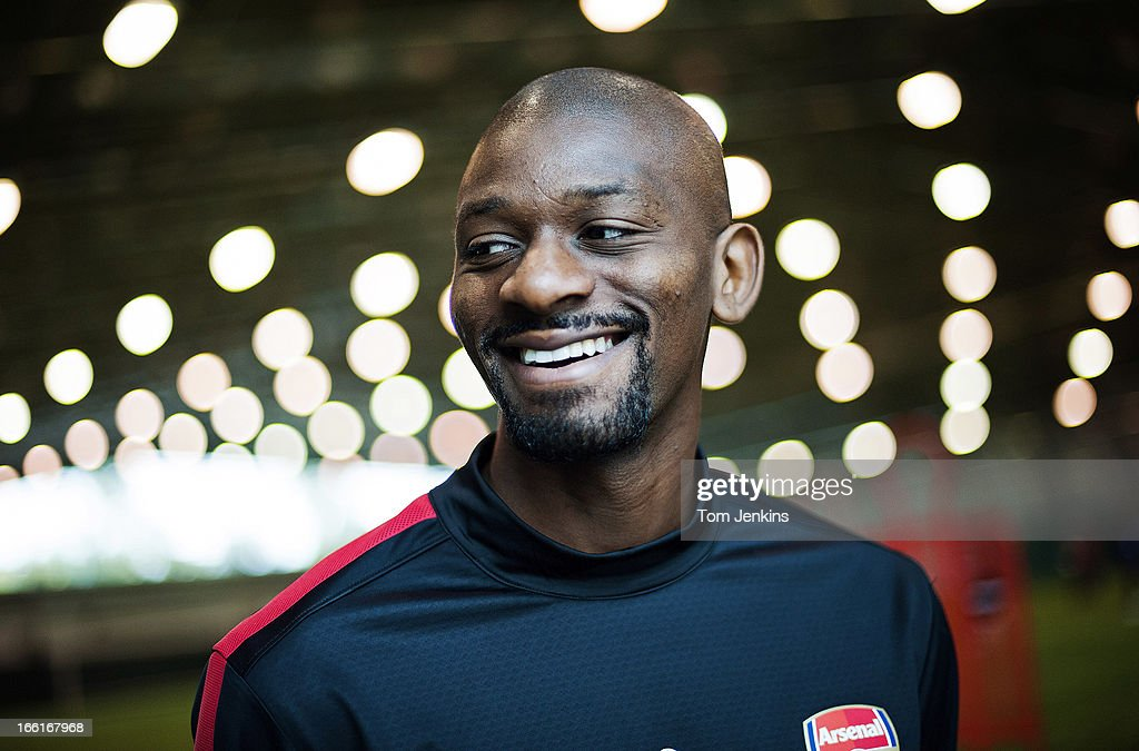 Abou Diaby, Portrait Session