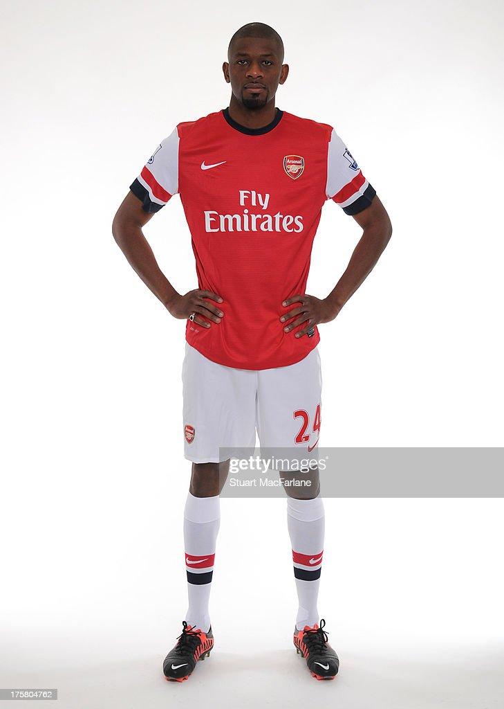 Arsenal 2013/14 Squad Photocall