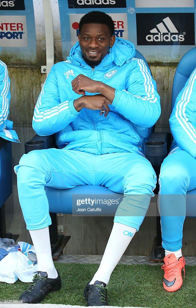 Olympique de Marseille v AS Saint-Etienne - Ligue 1