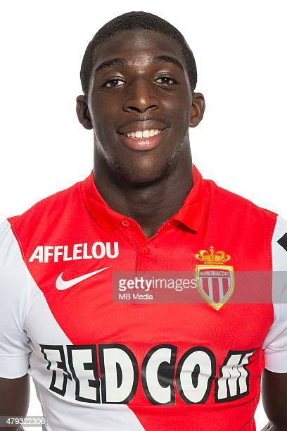Aboubakar KAMARA Photo officielle Monaco Ligue 1 2014/2015 Stephane Senaux / AS Monaco / Icon Sport/MB Media