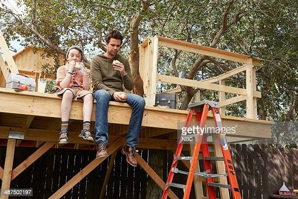 BOY 'About a Hammer' Episode 112 Pictured Benjamin Stockham as Marcus David Walton as Will Freeman
