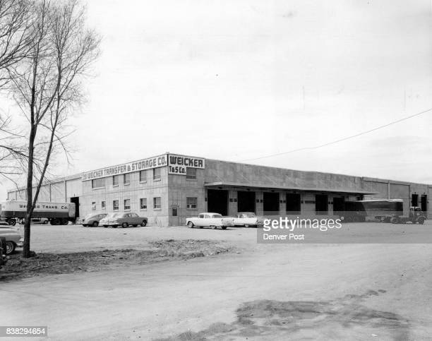 Above is the 11th warehouse opened by the Weicker Transfer Storage Co a large concrete Structure at W 5th Ave and Alcott St The building which has...