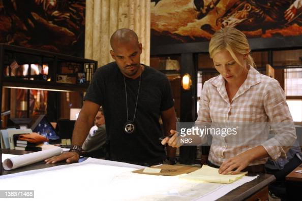 CHASE 'Above the Law' Episode 104 Pictured Amaury Nolasco as Marco Martinez Kelli Giddish as Annie Frost