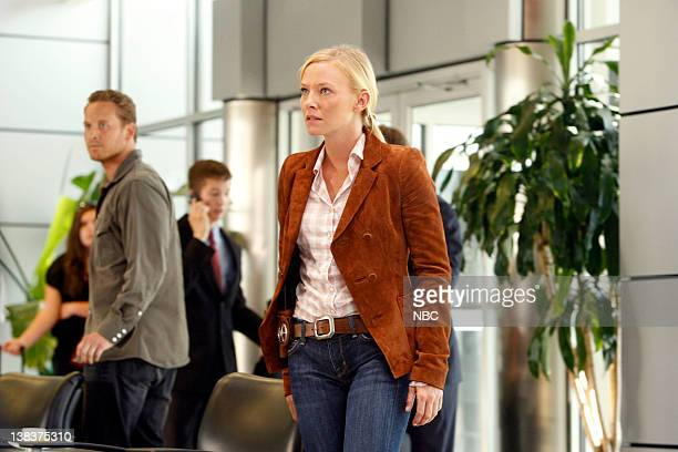 CHASE 'Above the Law' Episode 104 Pictured Cole Hauser as Jimmy Godfrey Kelli Giddish as Annie Frost