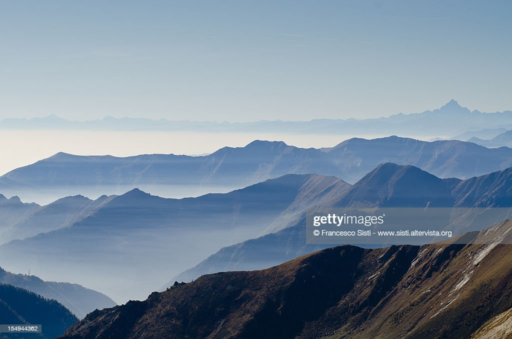 Above, where the soul travels : Stock Photo