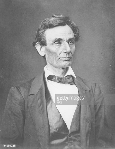 Abraham Lincoln 16th President of the United States 1860