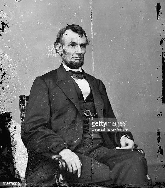 Abraham Lincoln President of the United States facing right Abraham Lincoln was the 16th President of the United States and led the country through...
