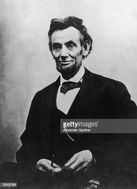Abraham Lincoln the 16th President of the United States of America