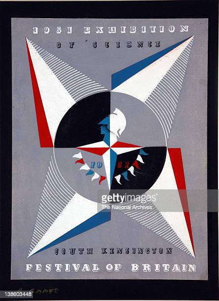 Abram Games Design for the Festival of Britain 1951