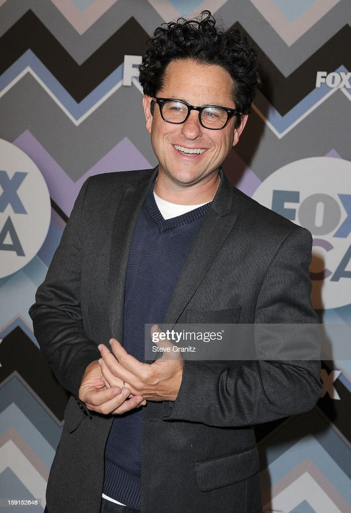 JJ Abrams arrives at the 2013 TCA Winter Press Tour - FOX All-Star Party at The Langham Huntington Hotel and Spa on January 8, 2013 in Pasadena, California.