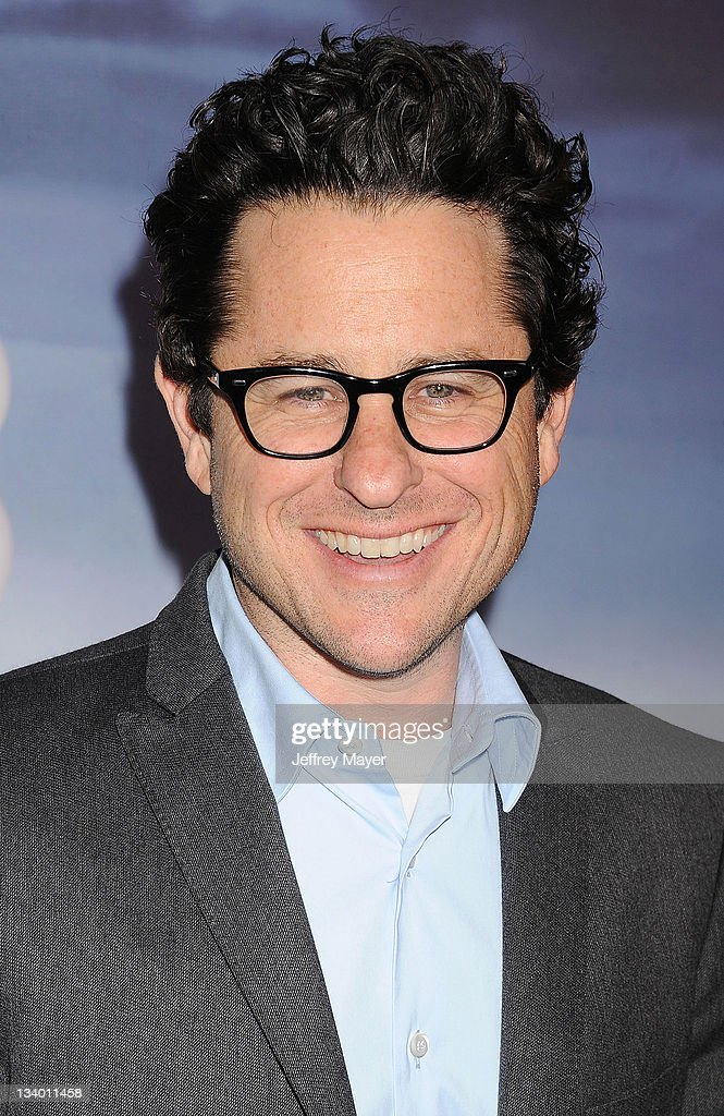 J.J. Abrams arrives to Paramount Pictures' 'Super 8' Blu-ray and DVD release party at AMPAS Samuel Goldwyn Theater on November 22, 2011 in Beverly Hills, California.