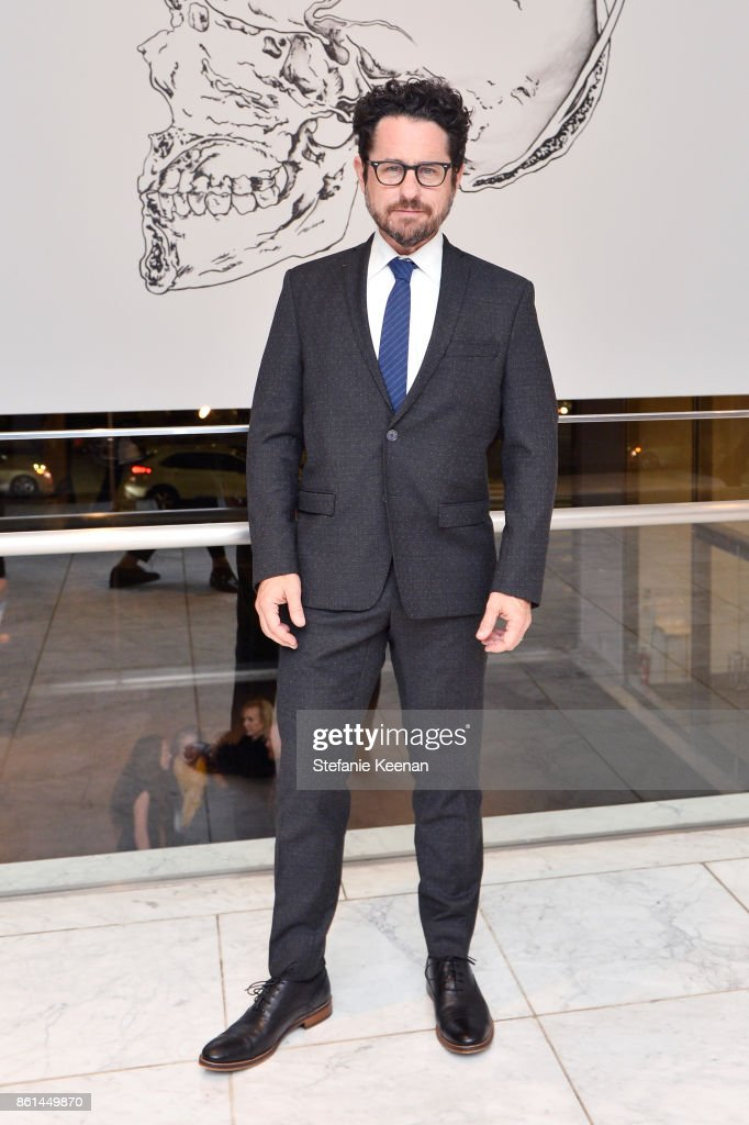 J.J. Abrams at the Hammer Museum 15th Annual Gala in the Garden with Generous Support from Bottega Veneta on October 14, 2017 in Los Angeles, California.