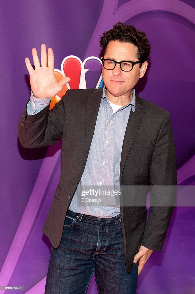 J.J. Abrams attends the 2013 NBC Upfront Presentation Red Carpet Event at Radio City Music Hall on May 13, 2013 in New York City.
