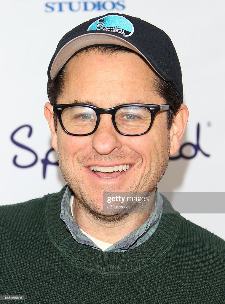 <a gi-track='captionPersonalityLinkClicked' href=/galleries/search?phrase=J.J.+Abrams&family=editorial&specificpeople=253632 ng-click='$event.stopPropagation()'>J.J. Abrams</a> attends the 4th Annual Milk + Bookies Story Time Celebration at Skirball Cultural Center on March 10, 2013 in Los Angeles, California.