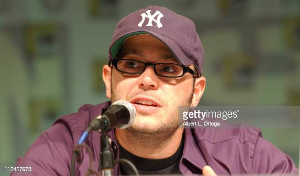 JJ Abrams creator of 'Lost' during 36th Annual ComicCon International Day Three at San Diego Convention Center in San Diego California United States
